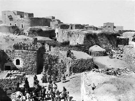 ancient middle eastern homes with flat roofs what were houses like in ancient israel