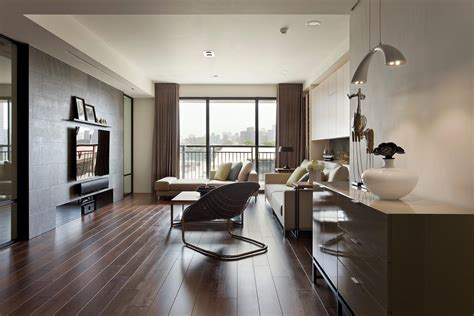 Hardwood Floor Apartment Alluring 80 Living Room Decorating Ideas Wood Floors Design Inspiration Of Breathtaking