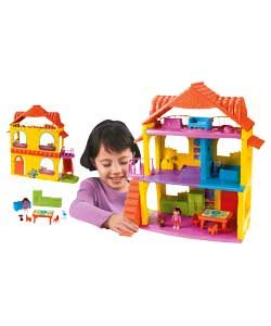 dora dolls house dora the explorer dora the explorer