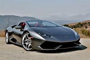 Spyder Lamborghini 2016 Lamborghini Hurac 225 N Lp 610 4 Spyder Review