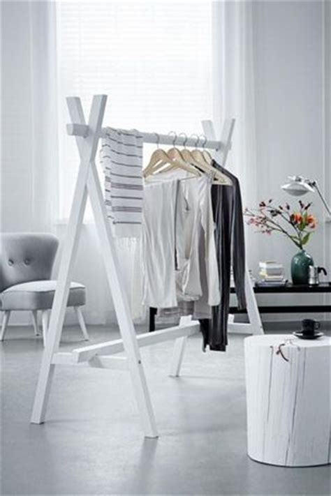 Clothing Rack Ideas by 17 Best Ideas About Hanging Clothes Racks On