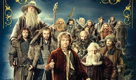 the hobbit pictures the skinner the hobbit part one