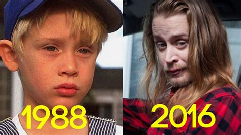 home alone actor in drugs macaulay culkin before and after youtube