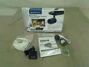 bunker hill security color security system with vision bunker hill weatherproof color security with