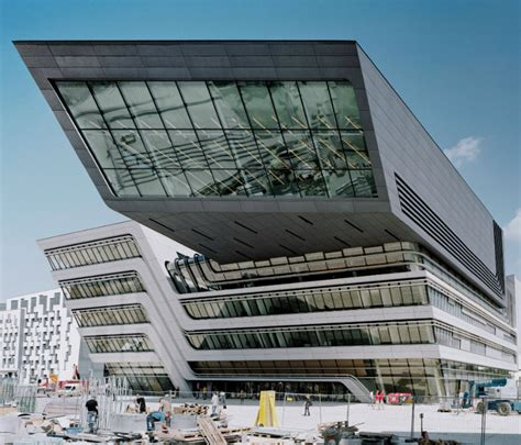 design center vienna virginia zaha hadid library and learning center in vienna opens