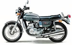 Gt750 Suzuki Suzuki Gt750 Model History