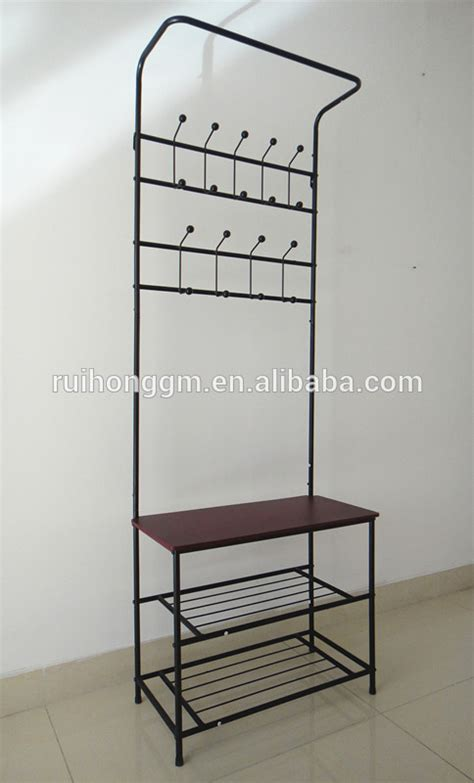 Hall Tree With Storage Bench Furniture Entry Way Hall Tree Bench Hook Coat Hanger Stand Shoe