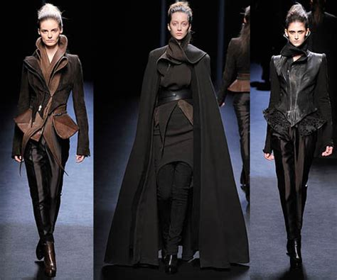 Gothic Designers | goth fashion designers job punk fashion 2014