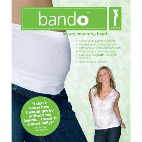 Fertilemind Bando Maternity Band Black add to cart