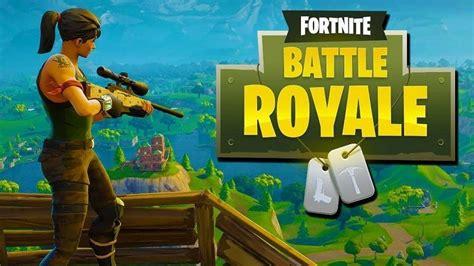 fortnite battle royale review  caracteristicas del juego