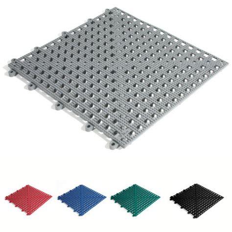 flexi deck area drainage mats pool outside non slip ebay