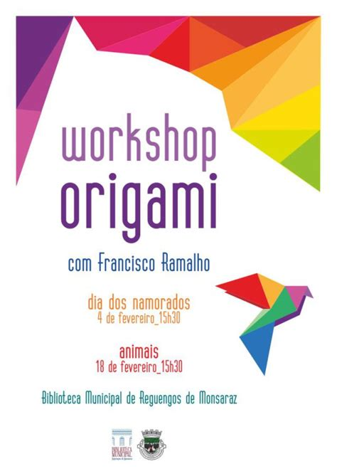 Origami Workshop - workshop origami dia dos namorados