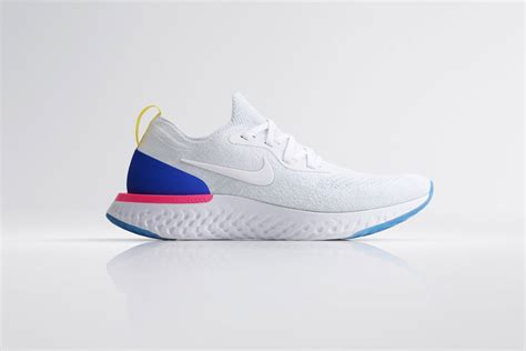 Nike React Epic introducing the nike epic react flyknit sneakers magazine