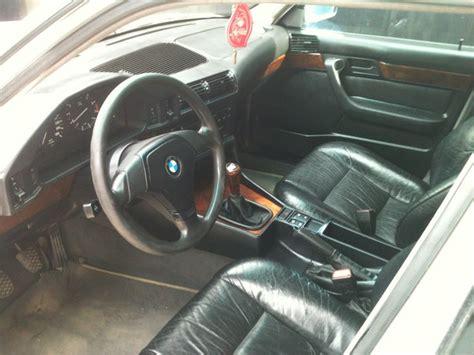 Bmw E34 Interior by Bmw E34 525i 24v Interior Bmw Cars