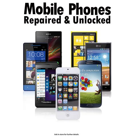 mobile phone repairs ea tech it services