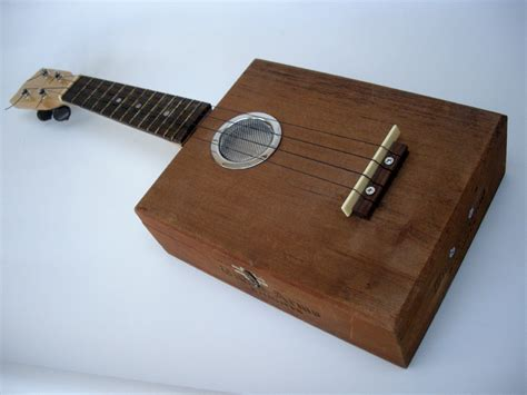 Handmade Ukulele - items similar to cigar box ukulele handmade wooden