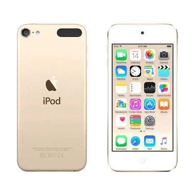 Bnib Apple Ipod Touch 32gb Gold Garansi Apple 1 Tahun jual apple ipod touch 6th 32 gb portable player gold harga kualitas terjamin