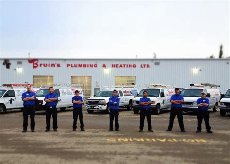 Plumbing Alberta by Bruin S Plumbing Heating Ltd Opening Hours 7026