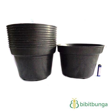 Harga Pot Anggrek Plastik pot plastik hitam 216 30 cm bibitbunga