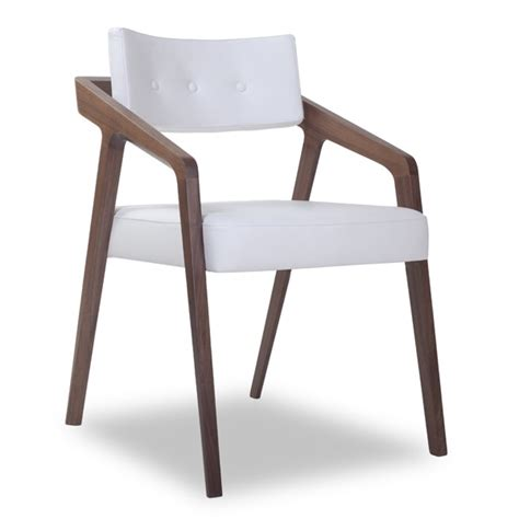 scroll and light wood armchair from ultimate