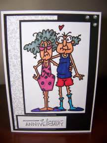 made by jacqueline humorous happy anniversary card