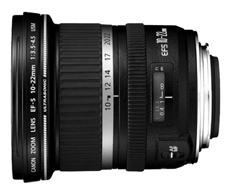 Lensa Wide Canon 10 22mm canon 9518a002 wide zoom lens ef s 10 22mm f 3 5 4 5 usm compass