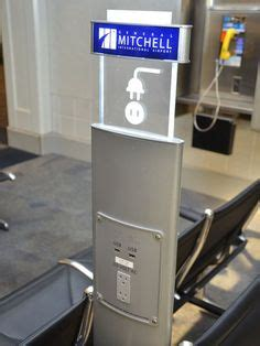 Electric Car Charging Stations Milwaukee Charging Kiosks Recently Created For Bwi Airport You