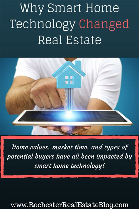 how has smart home technology impacted real estate