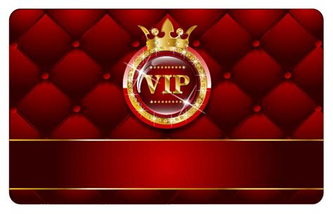 vip card design template vip card template vector 2 vector sources