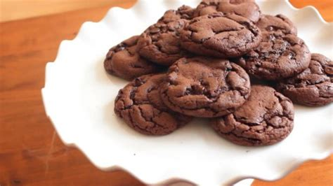 Chocolate Cake Mix chocolate cookies from cake mix