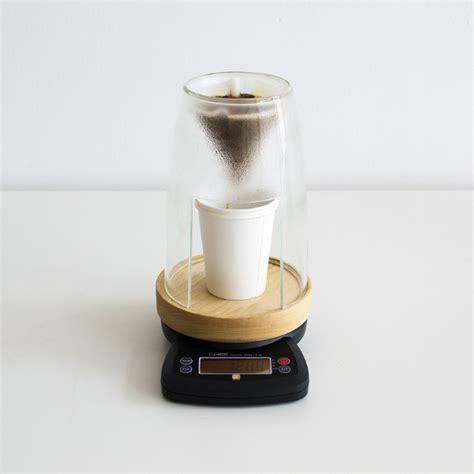 New Brew: Craighton Berman Studio's Manual Coffee Maker Nº1