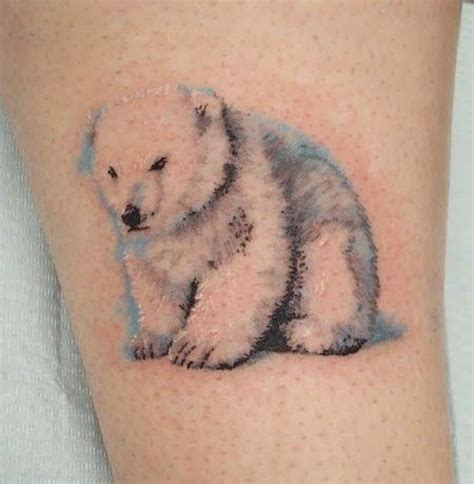 polar bear tattoo 60 polar tattoos