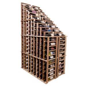 sonoma designer wine rack kit 270 bottle tiered