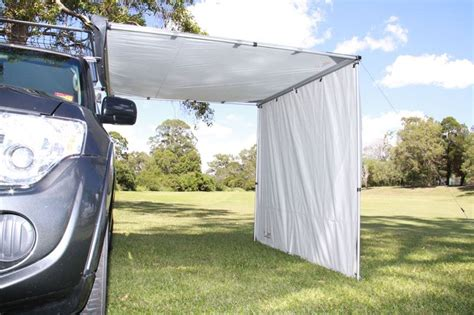 rv shade awnings oztrail rv shade awning extender snowys outdoors