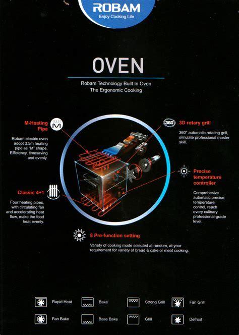 Robam Built In Kitchen Oven R311   DE'HOME APPLIANCES