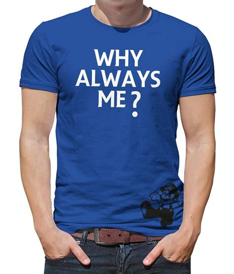 Blouse Baloteli New redwolf mario balotelli why always me t shirt buy redwolf mario balotelli why always me t