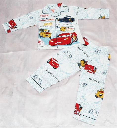 Baju Tidur Anak Laki Laki Cars 1 jual berbagai macam busana anak kecil pakaian anak laki