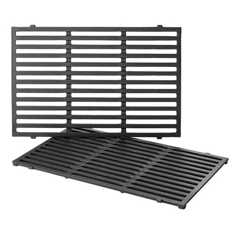 cooking grill grate cast iron porcelain enameled