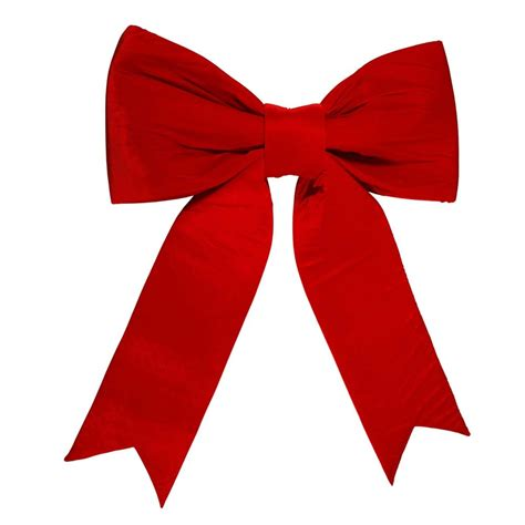 vickerman uv resistant red velvet bow christmas bows and