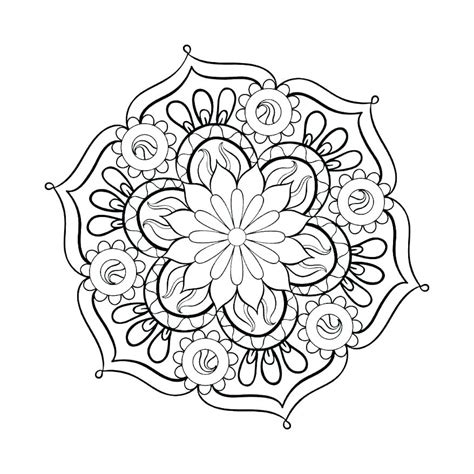 free mandala coloring pages mandalas coloring printable mandala coloring pages