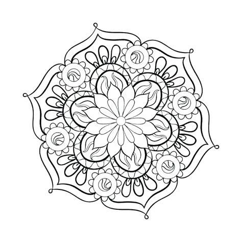 mandala coloring books for adults mandalas coloring printable mandala coloring pages