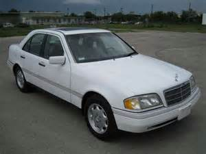 Mercedes C230 1997 Sell Used 1997 Mercedes C280 White 56 000