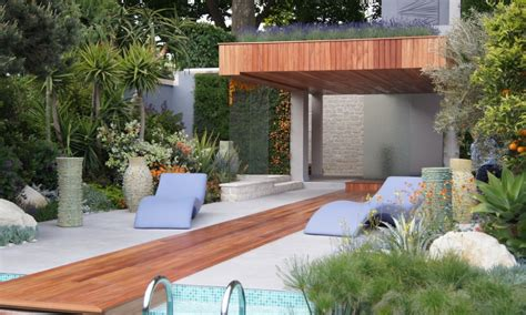 Small Contemporary Garden Design Ideas Sony Dsc Landscaping Gardening Ideas