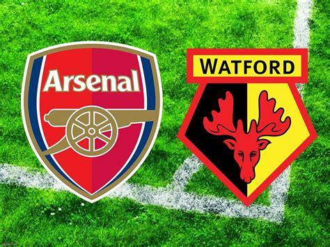 arsenal watford arsenal vs watford 4 0 highlights video