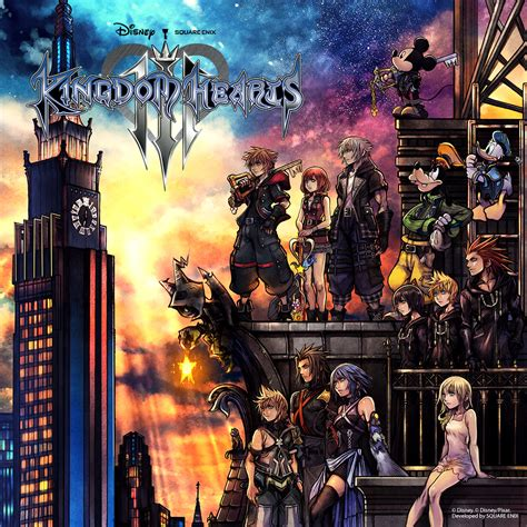 The Kingdom view the kingdom hearts iii box news kingdom