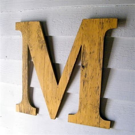Wooden Wall Letters Large large wooden letters capitol display wall letters oversized