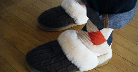 wearing slippers outside can you wear ugg boots outside