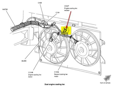 2000 nissan maxima radiator fan not working ford focus fan blower resistor autos post