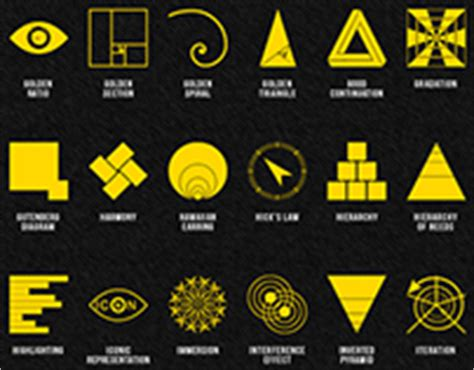 icon design principles divine proportions on behance