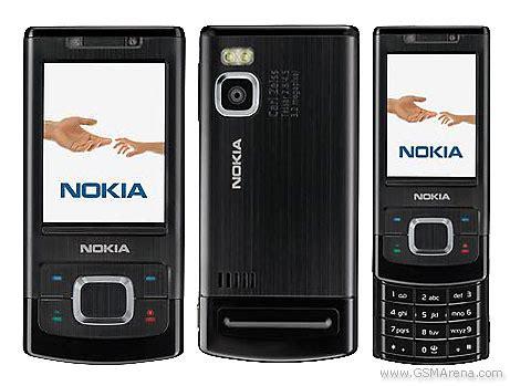 Hp Nokia Slide nokia 6500 slide black unlocked 3g calling